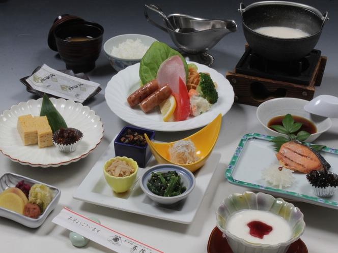 昔の懐かしさ溢れる朝食メニュー2021(秋) イメージ4
