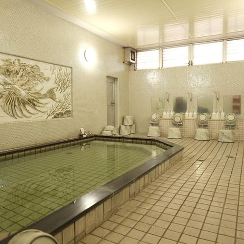 春茂登の女性大浴場