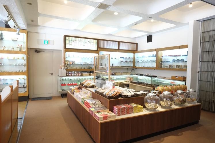 売店(駄菓子屋)