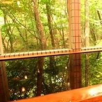 ■ヒノキ風呂