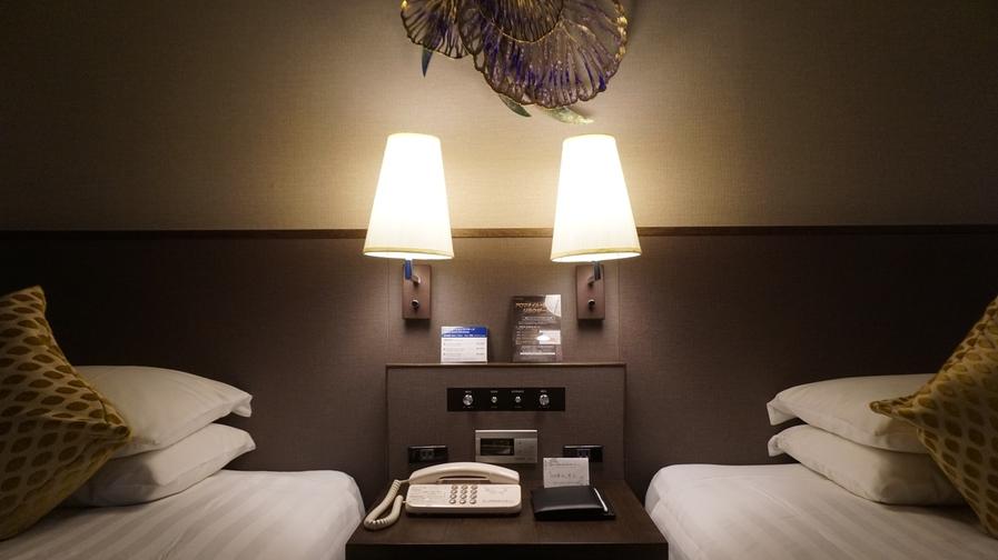 【楽パック専用】夏の直前予約に!高層シティホテルで快適な滞在を<スタンダードルーム>食事なし