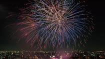 豊平川花火大会(毎年7月開催)