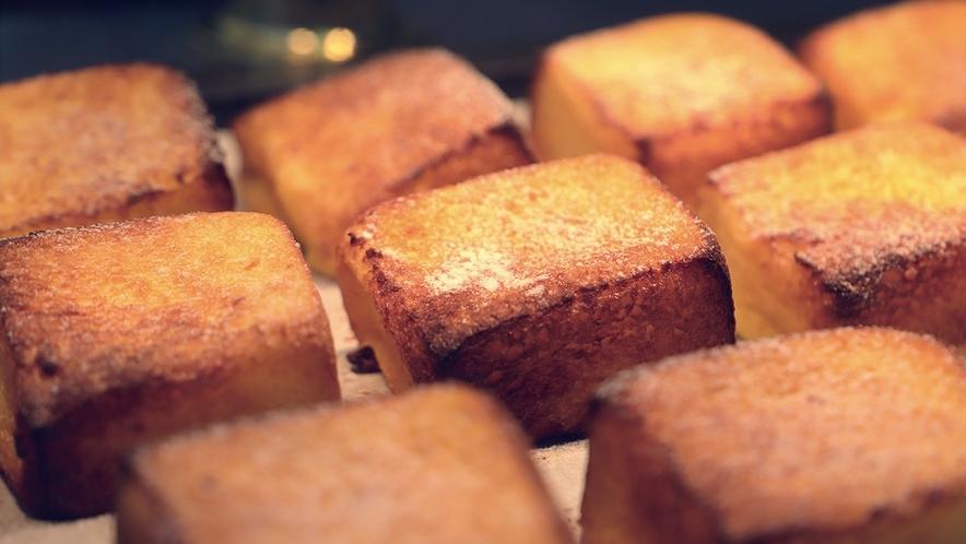【朝食】フレンチトースト