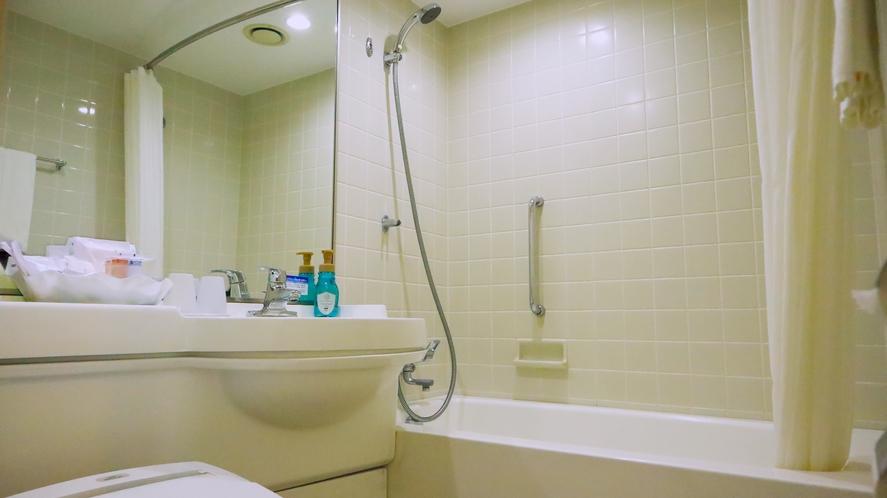 スタンダードフロア バスルーム