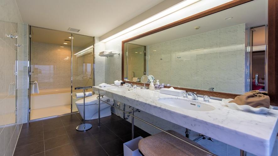 【プレミアフロア】 バスルーム