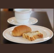朝食風景④