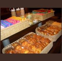 朝食風景①