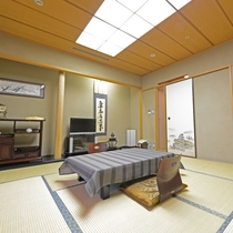 【和室8畳(バス・トイレ付き)】ファミリー利用に最適な和室タイプ♪