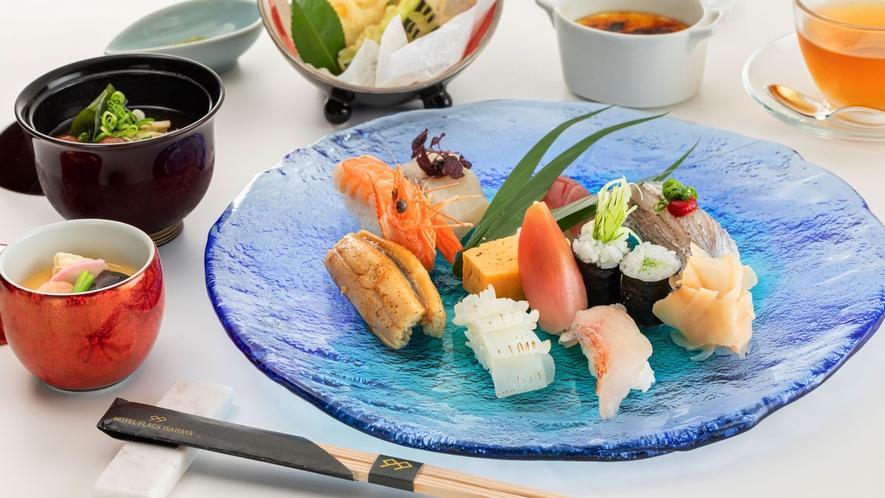 【寿司ランチセット】