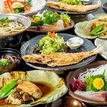 日本海の鮮魚!