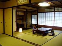 京間14畳部屋