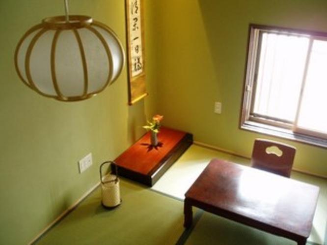 京間5畳部屋