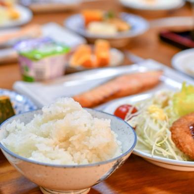 ≪朝食付≫朝はしっかり和朝食♪最終イン22時OK!