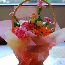 お祝いのお花(別注、記念日プラン)