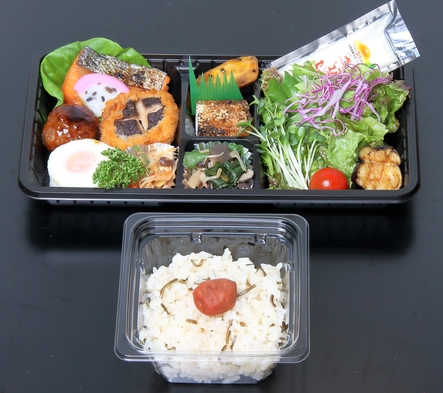 【秋冬旅セール】直江津の駅弁屋が作る!自慢の朝食弁当付プラン