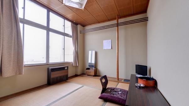 和室4.5〜6畳(バス・トイレ無し)全室無線LAN完備♪