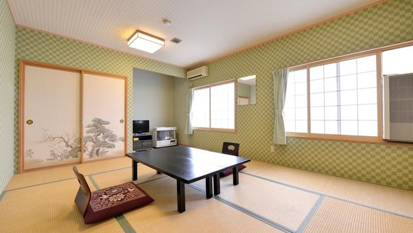 和室8畳(バス・トイレ無し)全室無線LAN完備♪