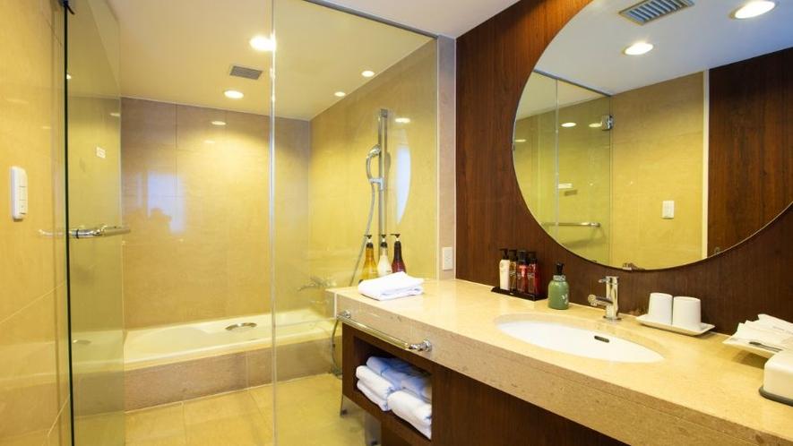 浴室&洗面台【サンデイズインデラックス】