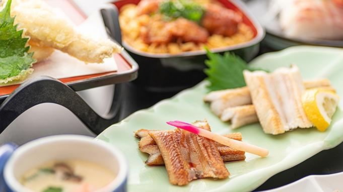 【朝だ生です旅サラダでも紹介!】あなご料理食べ比べ体験プラン《朝食あなご佃煮付き》