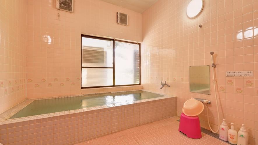*【大浴場】客室にはお風呂を完備しておりませんので大浴場をご利用ください