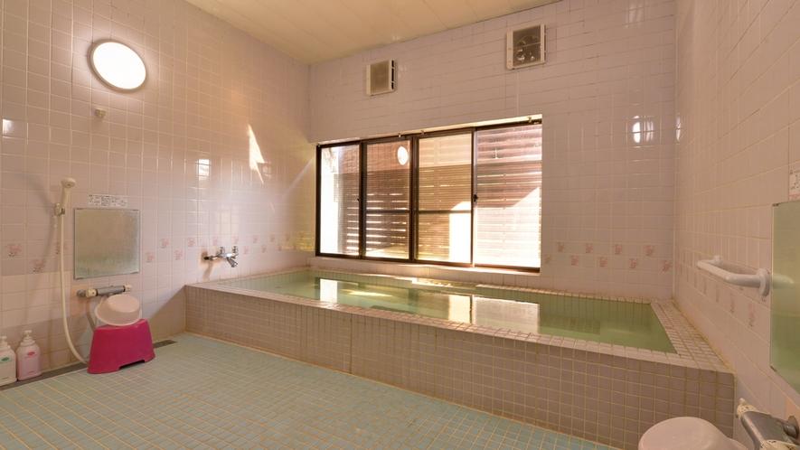*【大浴場】1日の終わりはお風呂に浸かってのんびりリラックス
