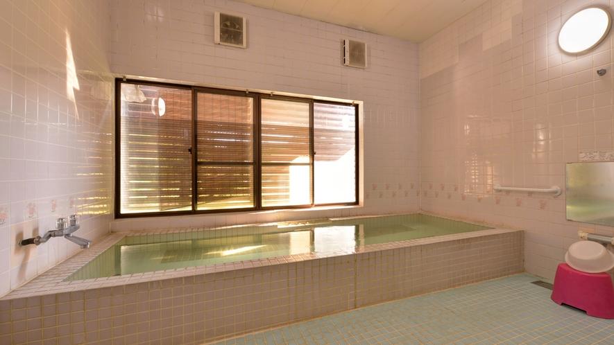 *【大浴場】2ヶ所の大浴場がございます(男女入替制)