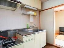 【アネックスM】はアネックスMのキッチンは家電、調理器具、食器付
