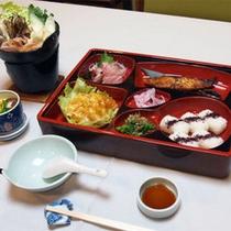 2012年昼食『野遊び膳』