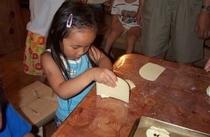 パン作り体験その2