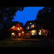 夜の外観イメージ