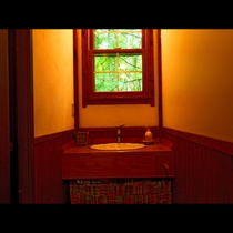【共有スペース】清潔感がある気持ちの良い洗面台