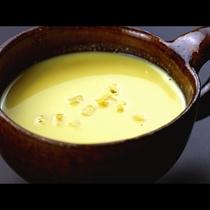 【夕食】甘~ぃコーンスープは一度口にしたら忘れられない美味しさ