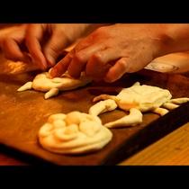 【パン作り体験】大人はもちろん!お子さんも楽しめる内容です