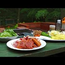 【BBQ】大自然の中でのバーベキューは格別に美味しい