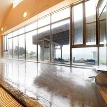 和風浴室の「内風呂」