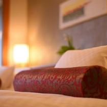3つのこだわりのコンセプトのお部屋「夕やけこやけ」(海側和洋室)