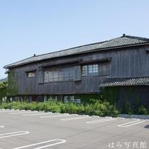 *外観/築100年。萩市の景観重要建造物に指定されている当館。