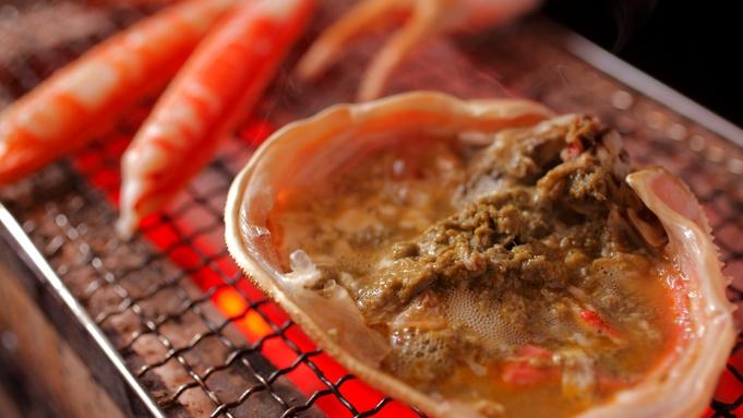 【厳選★活松葉ガニ2杯★】仲買人歴26年の社長が厳選した2杯の活松葉蟹を2人でお好きな食べ方で♪