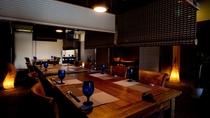 【お食事処】夕朝食は、半個室のレストラン「界」でゆっくりとお楽しみください!