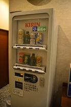別館 自動販売機