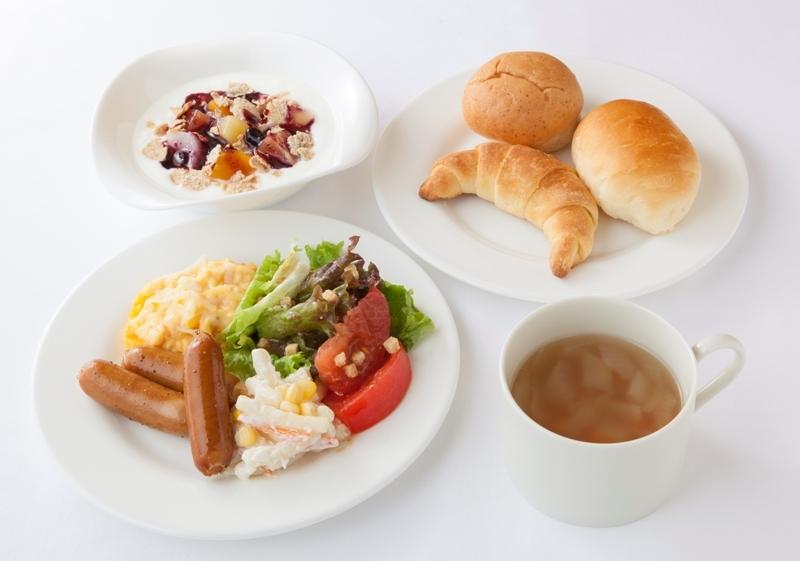 ◆朝食例(1)洋食◆