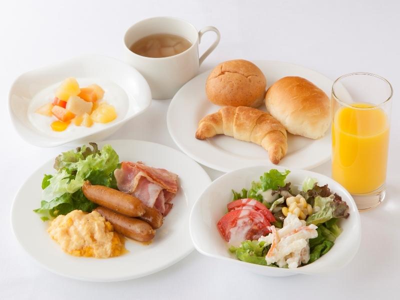 ◆朝食例(2)洋食◆