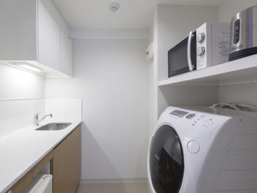 【夏旅セール】家族でグループで♪トリプルルーム・洗濯乾燥機&ミニキッチン付(朝食なし)