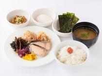◆朝食例③和食◆