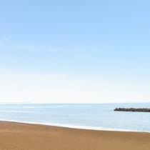 *鵜の浜海岸/当館からすぐ!絶景の鵜の浜海岸を堪能できます。