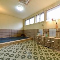 *大浴場(女湯)/24時間入れる内湯。保温効果がありお肌もつるつる♪