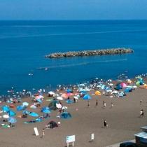 鵜の浜海水浴場/水着のまま遊びに行けて便利な当館を是非ご利用下さい!