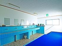 【洗面台】2階の共用スペースです