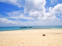 【赤崎海岸】宿から徒歩3分!朝日の美しいビーチ