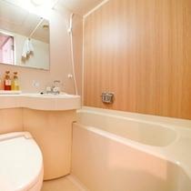 デラックスシングル浴室